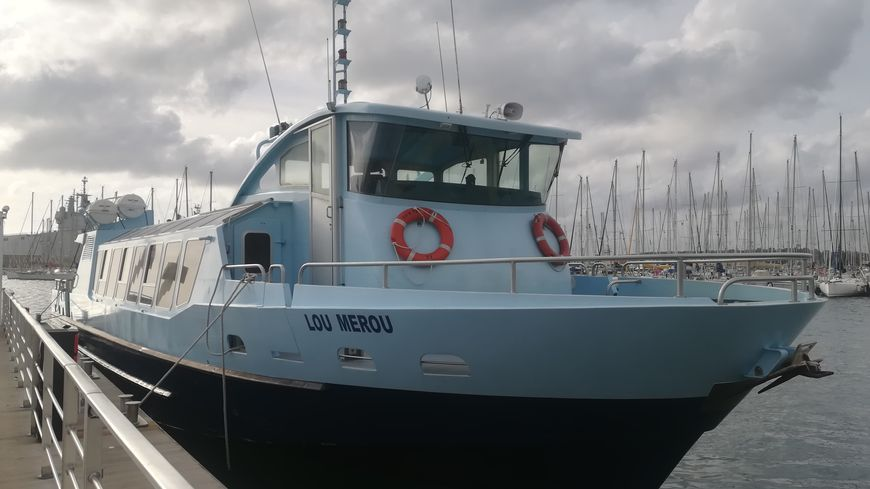 Les navettes maritimes du Réseau Mistral devraient rester à quai ce mardi 17 décembre