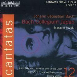 """Cantate BWV 147 : Herz und mund und tat und leben : Chorus : """"herz und mund und tat - YUKARI NONOSHITA"""