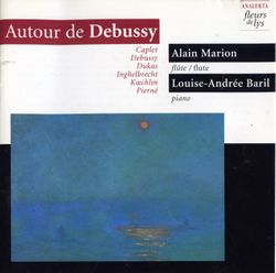 Canzonetta op. 19 - ALAIN MARION