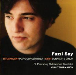 Concerto pour piano n°1 en si bémol min op 23 : 3. Allegro con fuoco - FAZIL SAY