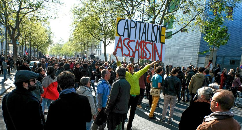 Manifestation du 1er mai 2016 à Paris