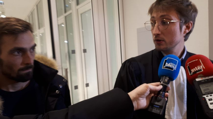 Le Gilet Jaune responsable de la dégradation de la stèle du maréchal Juin et son avocat