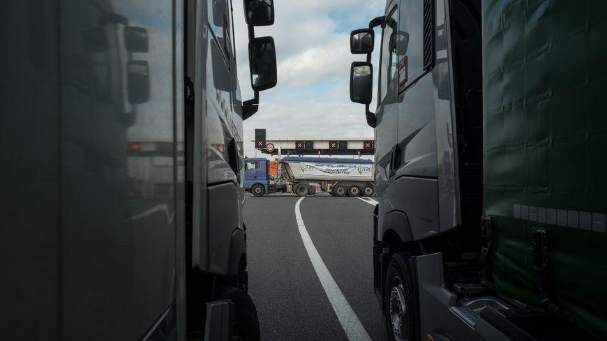 Nouvelle mobilisation des routiers et du secteur de la logistique