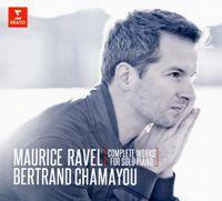 Gaspard de la Nuit de Maurice Ravel interprété par Bertrand Chamayou