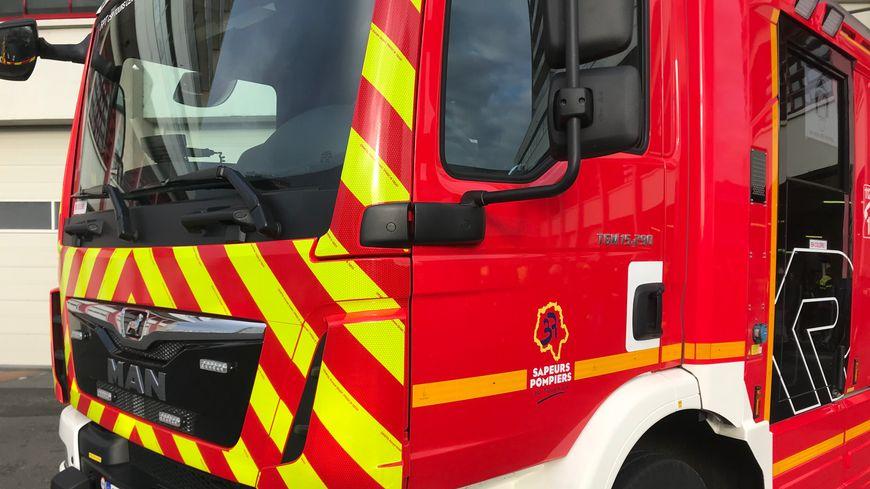 Illustration des pompiers d'Indre-et-Loire
