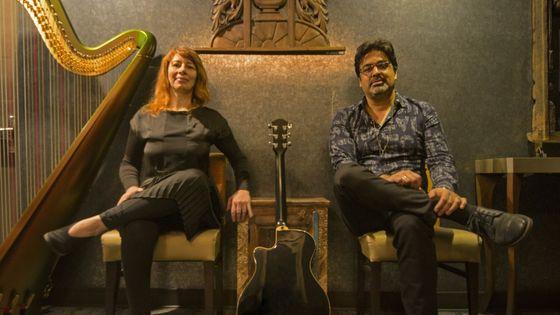 Isabelle Olivier & Rez Abbasi
