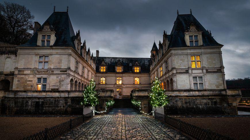 Noël 2019 au château de Villandry