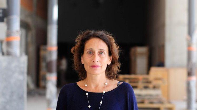 Sylvie Zavatta Directrice du FRAC Franche Comté