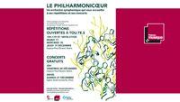 Le Philharmonicœur - 1er rassemblement du 16 au 21 décembre 2019