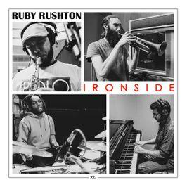 """Pochette de l'album """"Ironside"""" par Ruby Rushton"""
