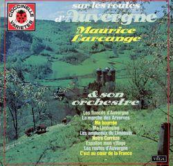 Les bons vins d'Auvergne - Maurice Larcange