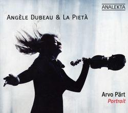 Tabula rasa : Silentium  - pour 2 violons orchestre à cordes et piano préparé - ANGELE DUBEAU