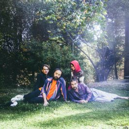 "Pochette de l'album ""U.F.O.F"" par Big Thief"