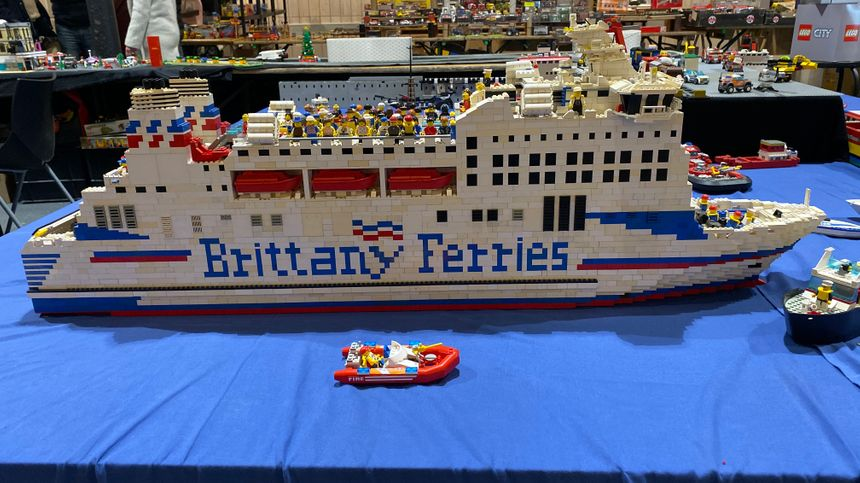 Le Brittany Ferries