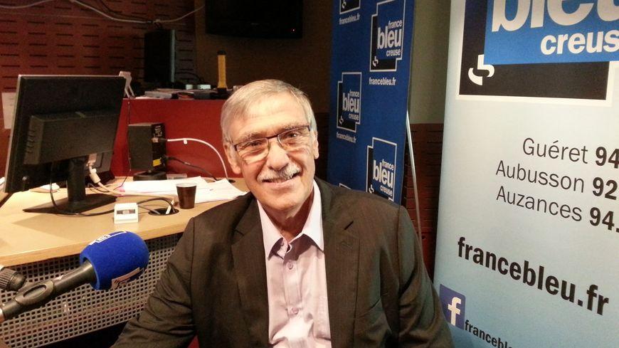 Le maire de Guéret, Michel Vergnier, est l'invité de France Bleu Creuse ce jeudi à 8h10. Il doit lever le voile sur ses ambitions pour les municipales de 2020.