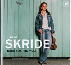 Partita n°2 en ré min BWV 1004 pour violon : Giga - BAIBA SKRIDE