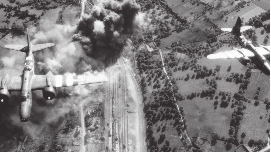 (Image d'illustration): les bombardements alliés ont coûté la vie à 287 civils sarthois lors de la Seconde Guerre mondiale.