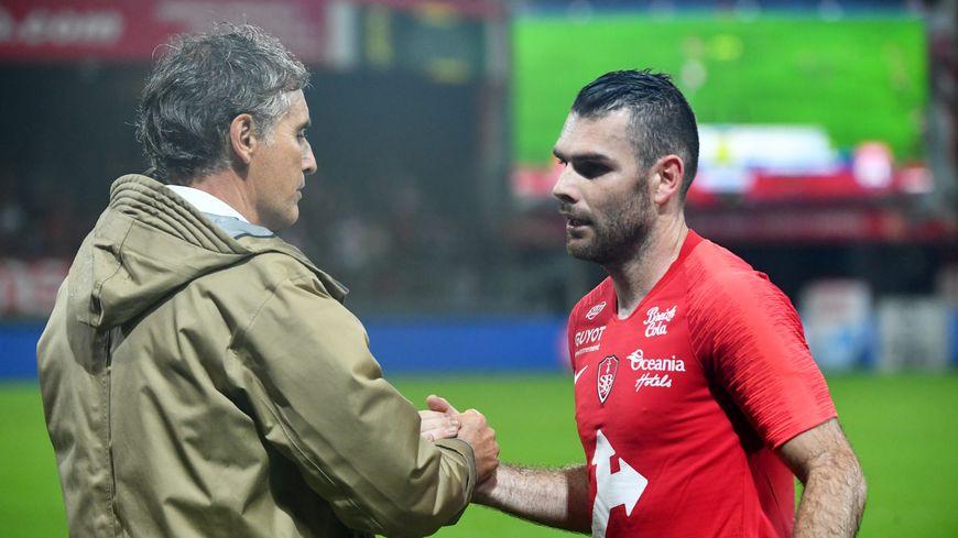 Olivier Dall'Oglio et Yoann Court