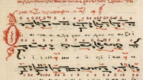 Le chant byzantin inscrit au patrimoine immatériel de l'Unesco