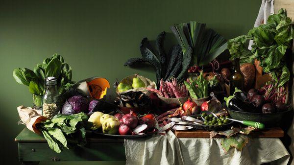 De la carotte au salsifis, en passant par le radis et le rutabaga... ils sont tous là, au garde-à-vous,