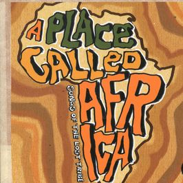 "Pochette de l'album ""A place called Africa / Vol. 1"" par Dennis Alcapone"
