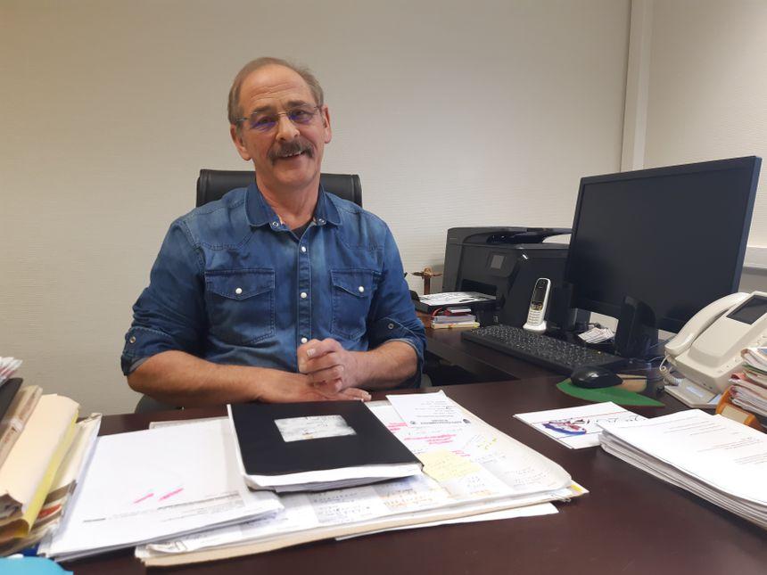 Christian Gaussin, maire de Saulnot : la défense de l'environnement est le combat de sa vie