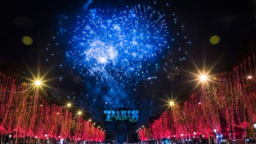 Les Champs Elysées vont briller de mille feux pour le nouvel 2020