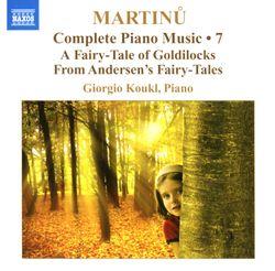 Z pohadek Andersenovych H 42 - pour piano / intégrale : valse mignonne - Giorgio Koukl
