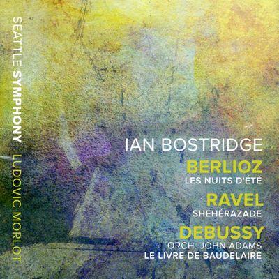 IAN BOSTRIDGE sur France Musique