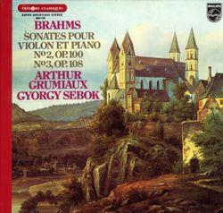 Sonate n°3 en ré min op 108- Presto agitato - ARTHUR GRUMIAUX