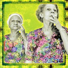 """Pochette de l'album """"La trova de las Faez"""" par La Trova De Las Faez"""