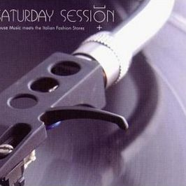 "Pochette de l'album ""Saturday session / House music meets the Italian fashion store"" par Trio Pandullo"