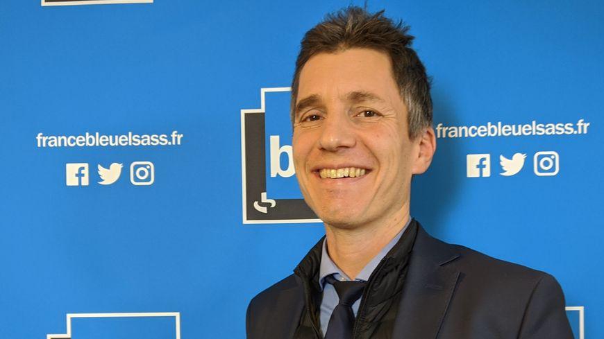 Bruno Studer, député du Bas-Rhin