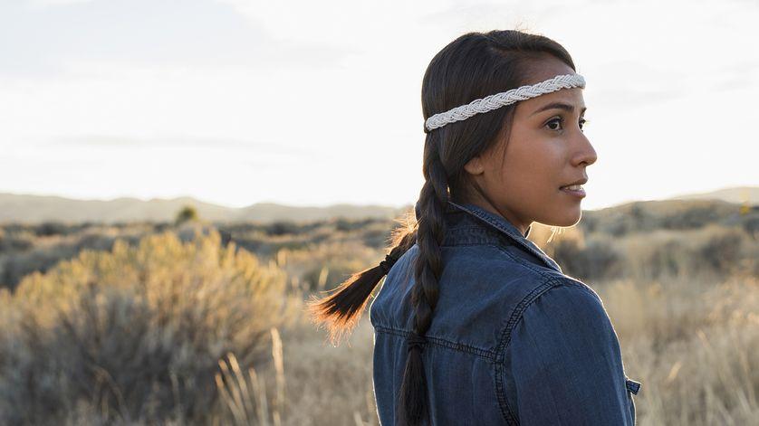 La survie des Amérindiens