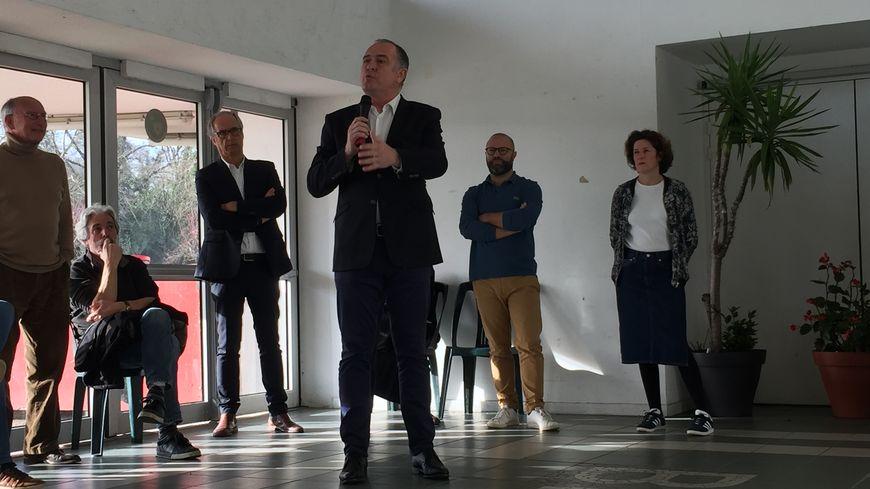 Un Ministre candidat à Biarritz