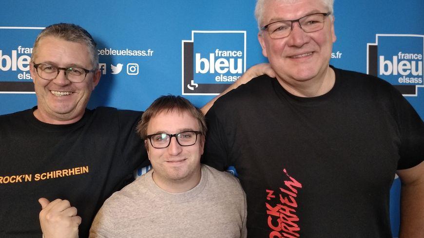 Michel Dorffer, Jonathan Wahl, Joël Dorffer