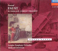 Faust : Le veau d'or (Acte II) Méphistophélès et choeur - NICOLAI GHIAUROV