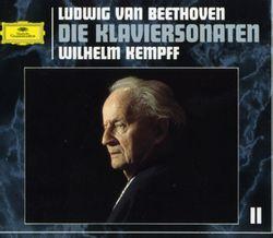 Sonate pour piano nº18 en Mi bémol Maj op 31 nº3 : 4. Presto con fuoco - WILHELM KEMPFF