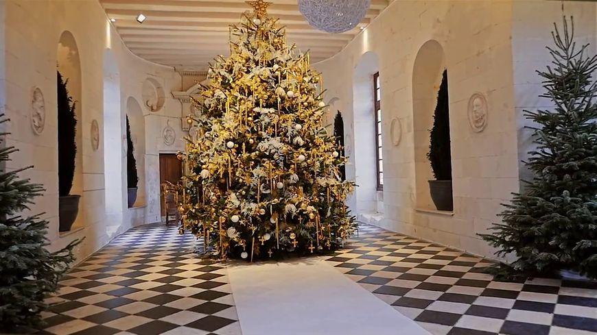 Noël au Pays des Châteaux : Chenonceaux