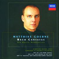 """Cantate """"Ich habe genug"""" interprétée par Matthias Goerne"""