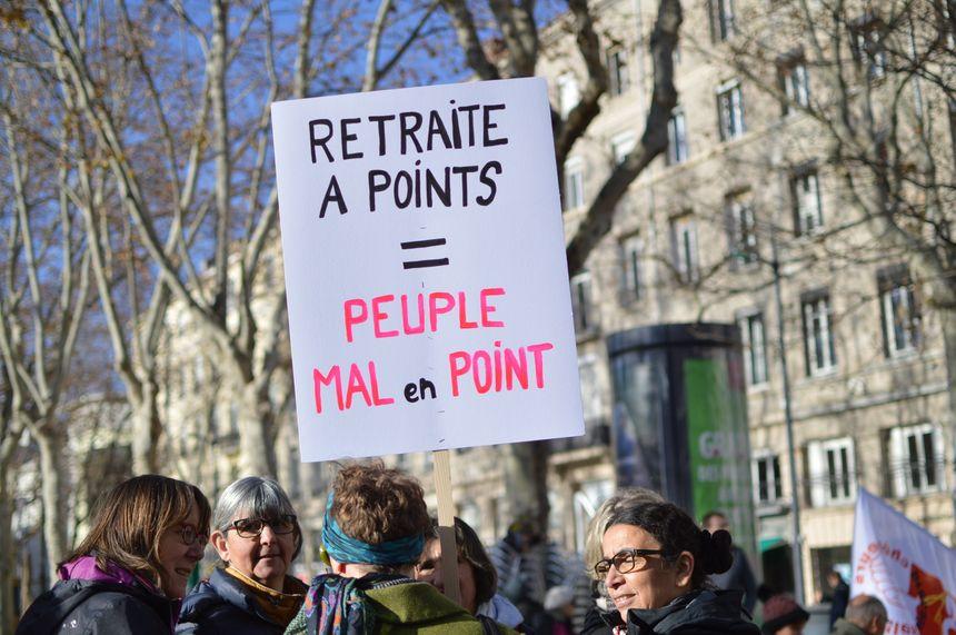 Nouvelle journée de contestation ce mardi contre la réforme des retraites.