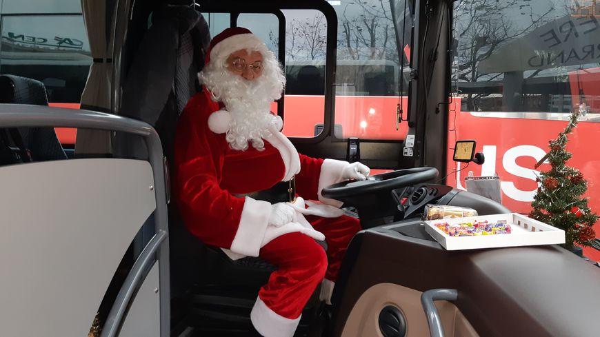 Puy-de-Dôme : Michel, chauffeur de bus au grand cœur sur la ligne 43