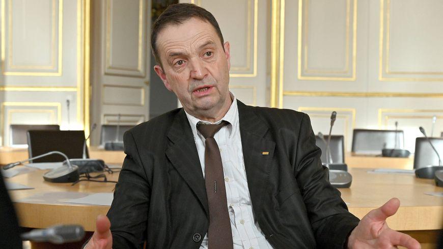 Claude Cochonneau en mars 2019