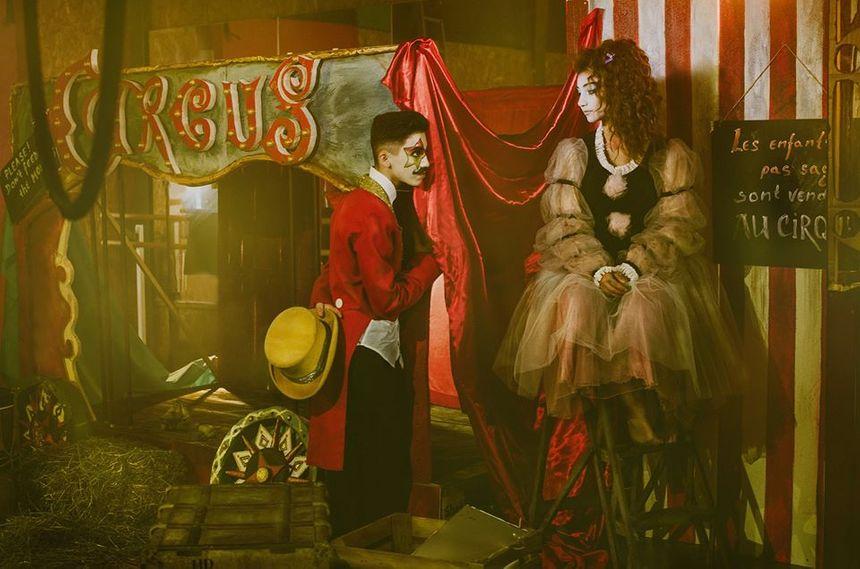Sous le plus grand chapiteau du monde??? Plus qu'une fête, un Barnum & Bailey Circus chez vous!!!