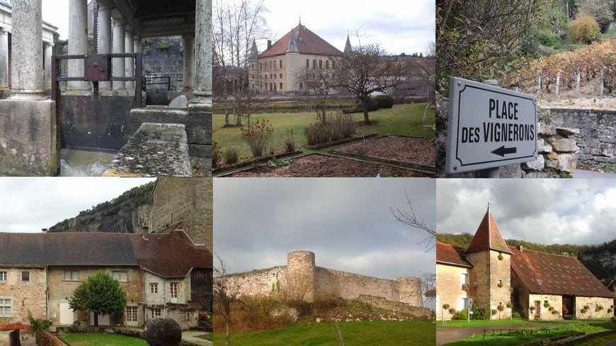 Les villages de Franche-Comté en lice pour le vote du plus beau village France Bleu