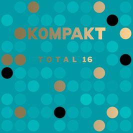 """Pochette de l'album """"Kompakt : Vol.16"""" par Sweet 100"""