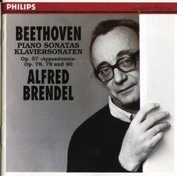 Sonate n°27 en mi min op 90 :  Mit lebhaftigkeit und durchaus mit empfindung und ausdruck - ALFRED BRENDEL