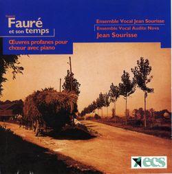Pavane op 50 pour 4 voix mixtes et piano