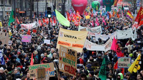 Grève : peut-on comparer décembre 2019 à décembre 1995 ?