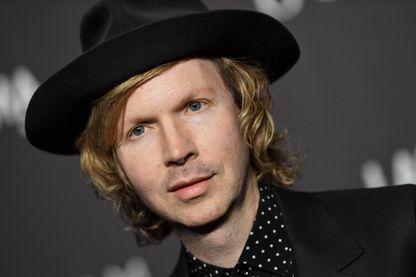 Beck, alias Beck Hansen, de son vrai nom Bek David Campbell, le 3 novembre 2018 à Los Angeles, Californie.